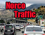 Traffic Norco CA